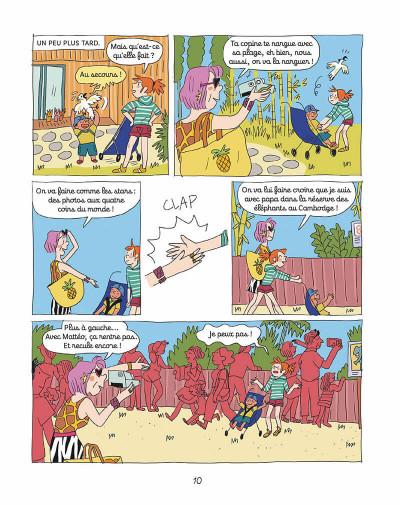 Page 9 Le zoo de Zazie tome 2