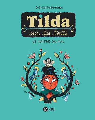 Page 2 Tilda sur les toits tome 2