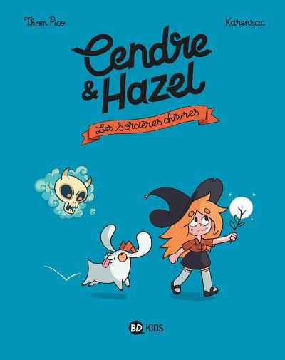 Page 2 Cendre et Hazel tome 1