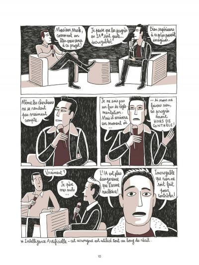 Page 8 Les défis de l'intelligence artificielle