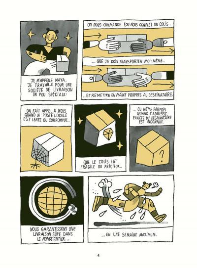 Page 4 Voyage en république de crabe