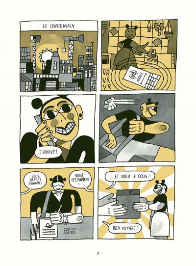Page 7 Voyage en république de crabe