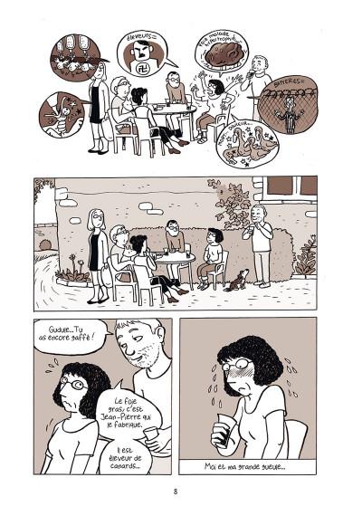 Page 4 sous les bouclettes
