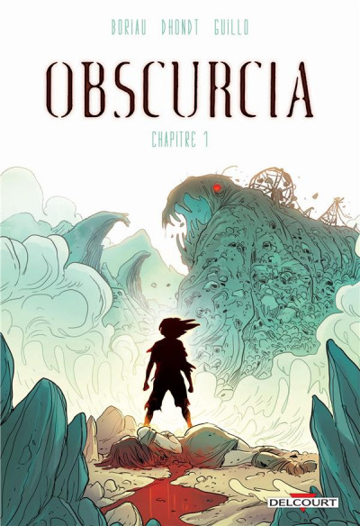 Couverture Obscurcia tome 1