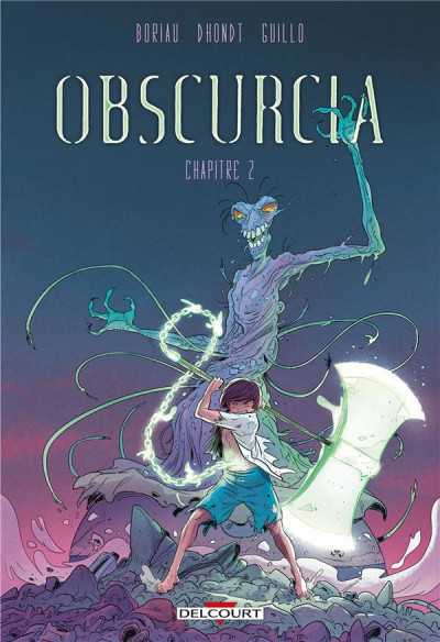 Couverture Obscurcia tome 2