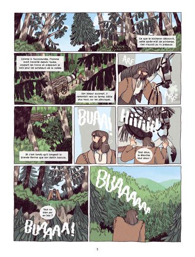 Page 5 Géante + ex-libris offert