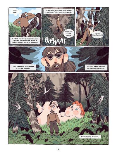 Page 6 Géante + ex-libris offert