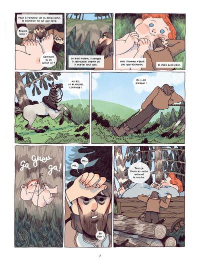 Page 7 Géante + ex-libris offert