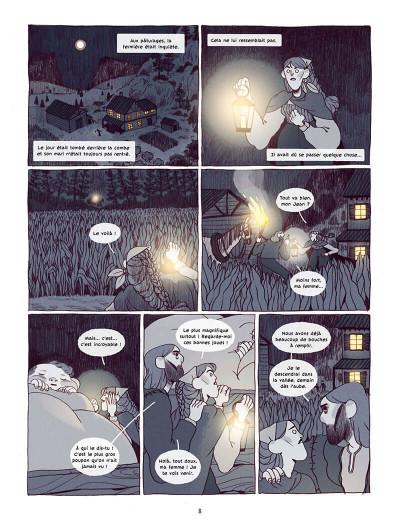 Page 8 Géante + ex-libris offert