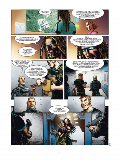 Page 2 Travis tome 13