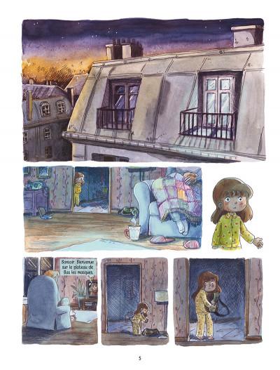 Page 3 Les petites cartes secrètes