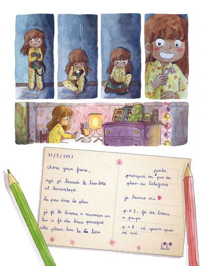 Page 4 Les petites cartes secrètes