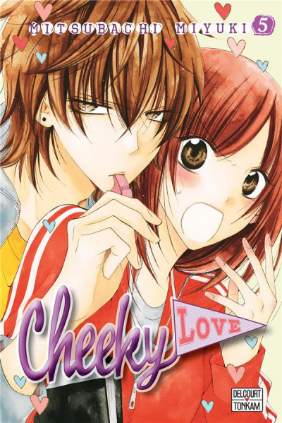 Couverture Cheeky love tome 5