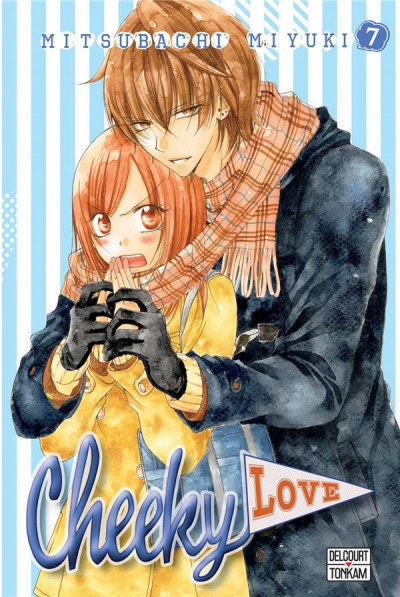 Couverture Cheeky love tome 7