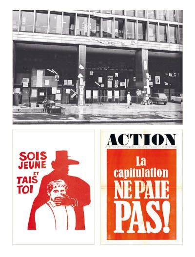 Page 4 Mai 68 - La veille du grand soir