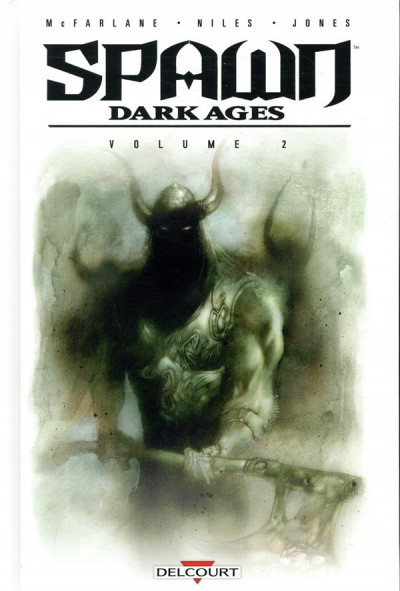 Couverture Spawn dark ages - intégrale tome 2