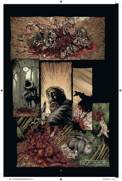 Page 2 Spawn dark ages - intégrale tome 2