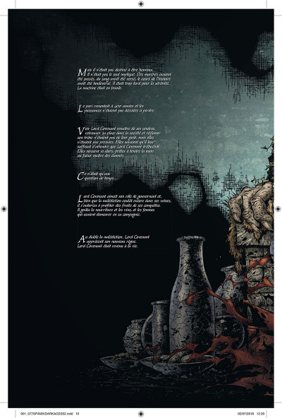 Page 4 Spawn dark ages - intégrale tome 2