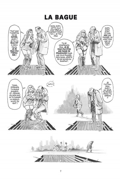 Page 3 Will Eisner - intégrale tome 1 - New York trilogie