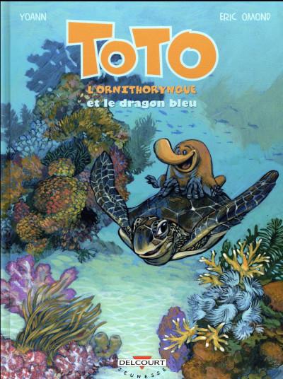 Couverture Toto l'ornithorynque tome 8