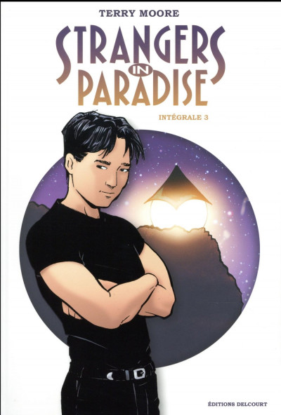 Couverture Strangers in paradise - intégrale tome 3