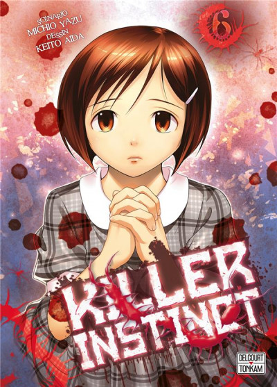 Couverture Killer instinct tome 6