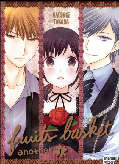 Couverture Fruits basket - another tome 1