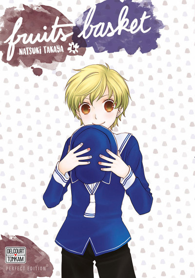 Couverture Fruits basket - perfect tome 4