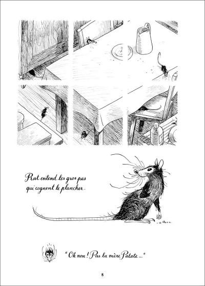 Page 4 Rat et les animaux moches