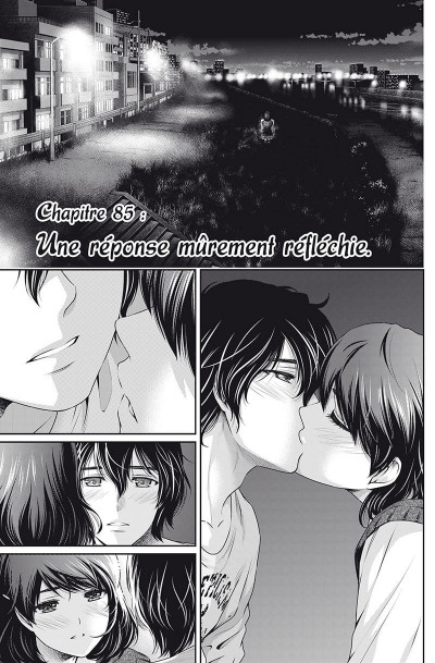 Page 3 Love X dilemma tome 10