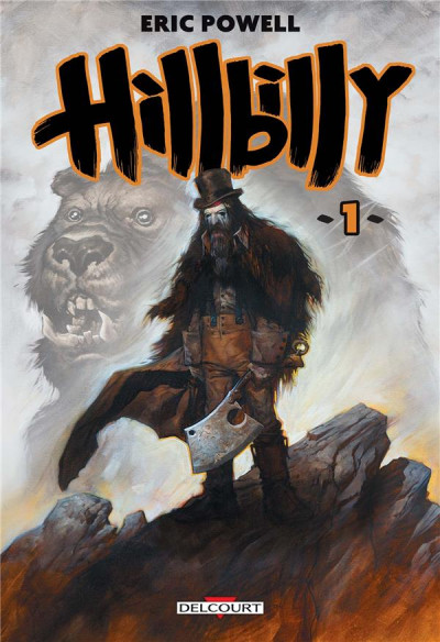 Couverture Hillbilly tome 1