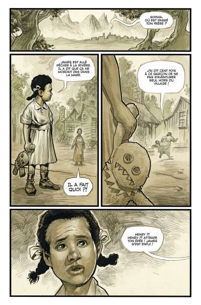 Page 1 Hillbilly tome 1