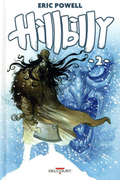 Couverture Hillbilly tome 2