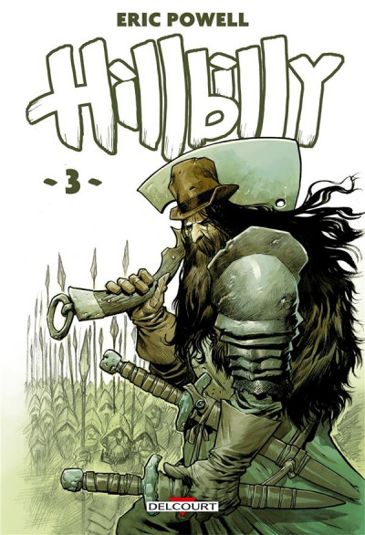 Couverture Hillbilly tome 3