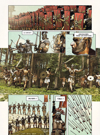 Page 3 L'homme de l'année tome 14