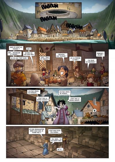 Page 1 Reflets d'acide tome 8