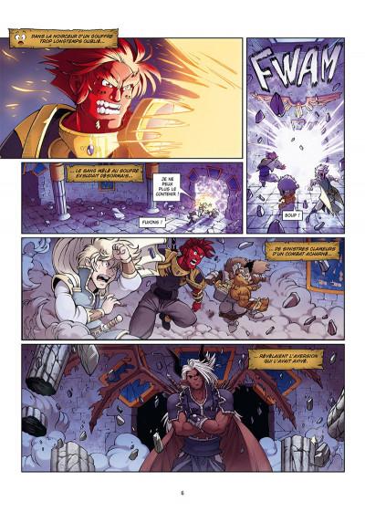 Page 4 Reflets d'acide tome 8