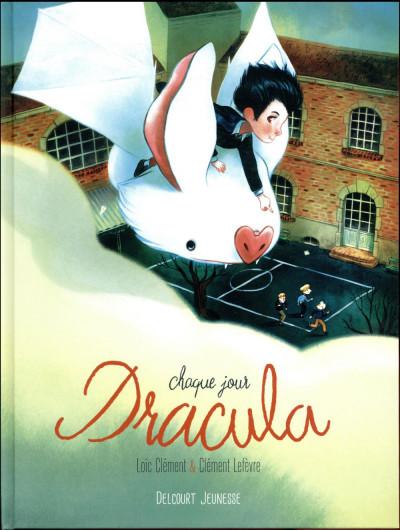 Couverture Chaque jour Dracula