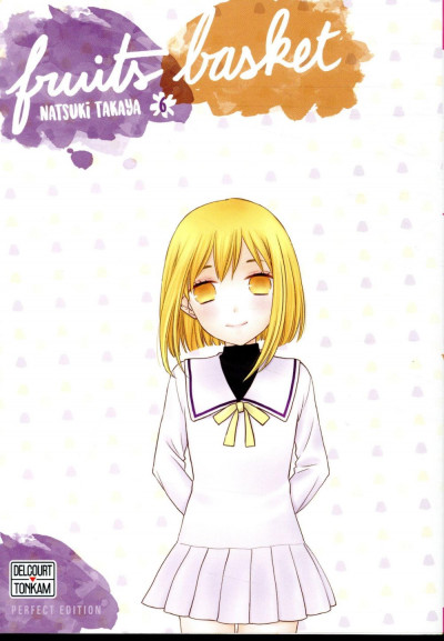 Couverture Fruits basket - perfect tome 6