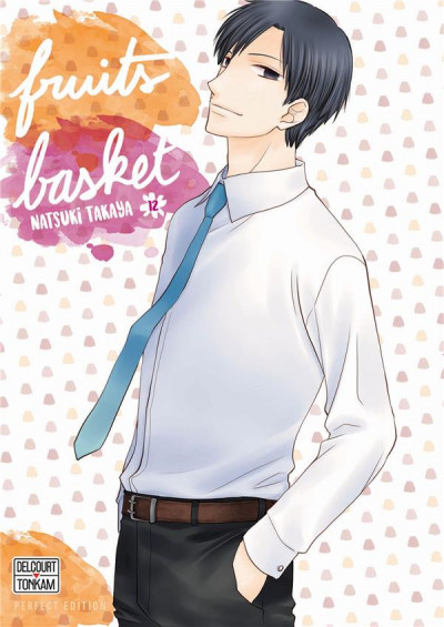 Couverture Fruits basket - perfect tome 12