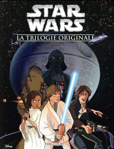 Couverture Star wars - la trilogie originale