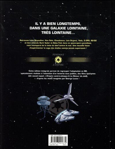 Dos Star wars - la trilogie originale
