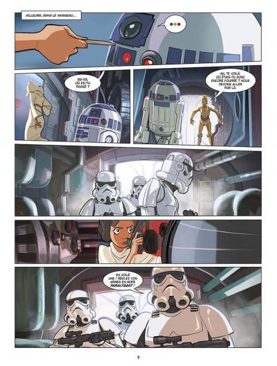 Page 0 Star wars - la trilogie originale