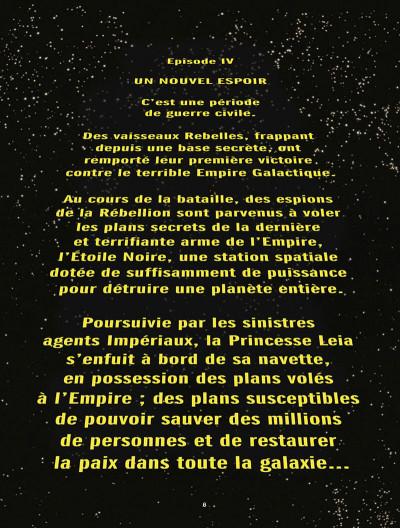 Page 7 Star wars - la trilogie originale