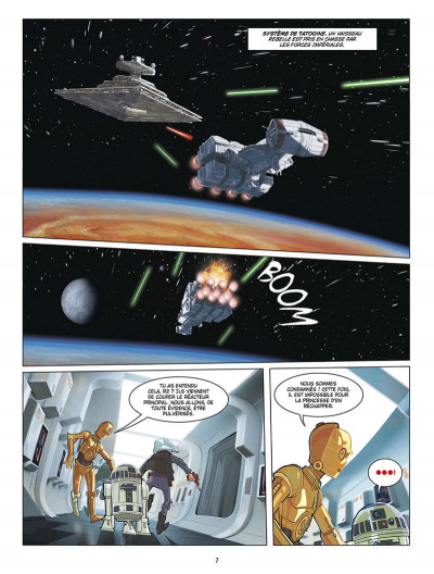 Page 8 Star wars - la trilogie originale