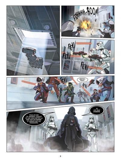 Page 9 Star wars - la trilogie originale