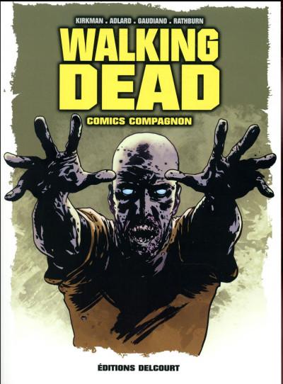 Couverture Walking dead - comics compagnon