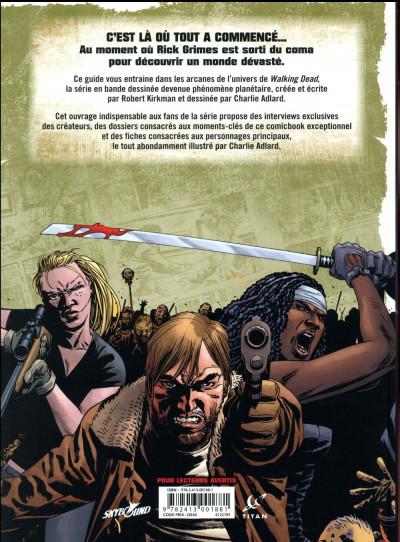 Dos Walking dead - comics compagnon
