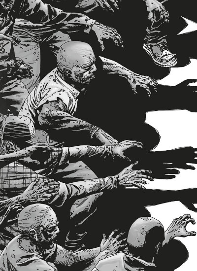 Page 3 Walking dead - comics compagnon
