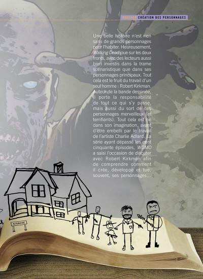 Page 8 Walking dead - comics compagnon